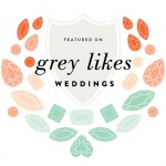 Blue Eyed Yonder featured on Grey Likes Weddings