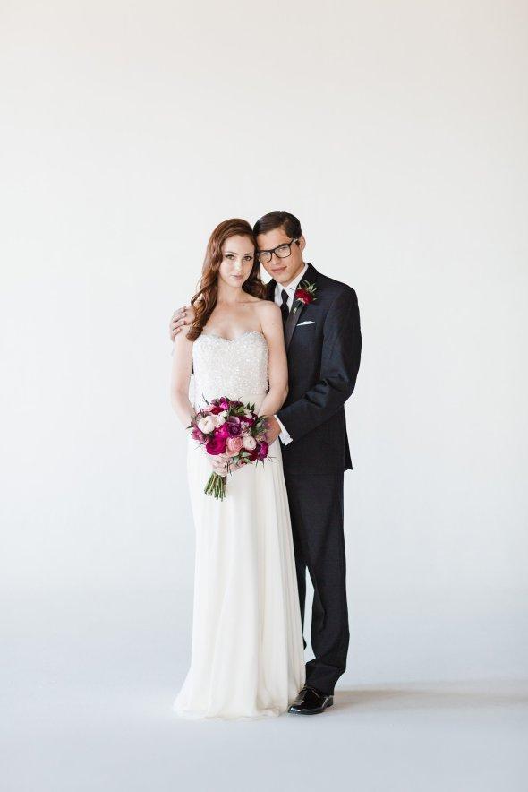 Mid Century Mod Wedding